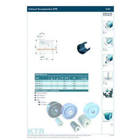 KTR-30 X 1,8.01.08 INOX