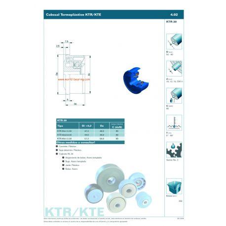 KTR-30 X 2,0.01.08 INOX