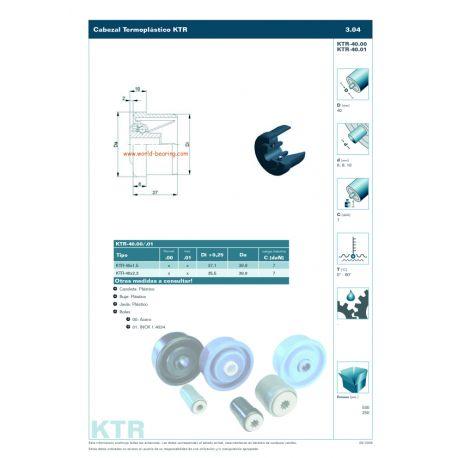 KTR-40 X 1,5.00.08