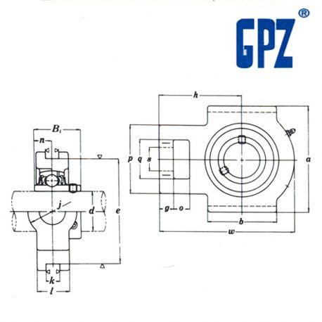 UCT-208 GPZ